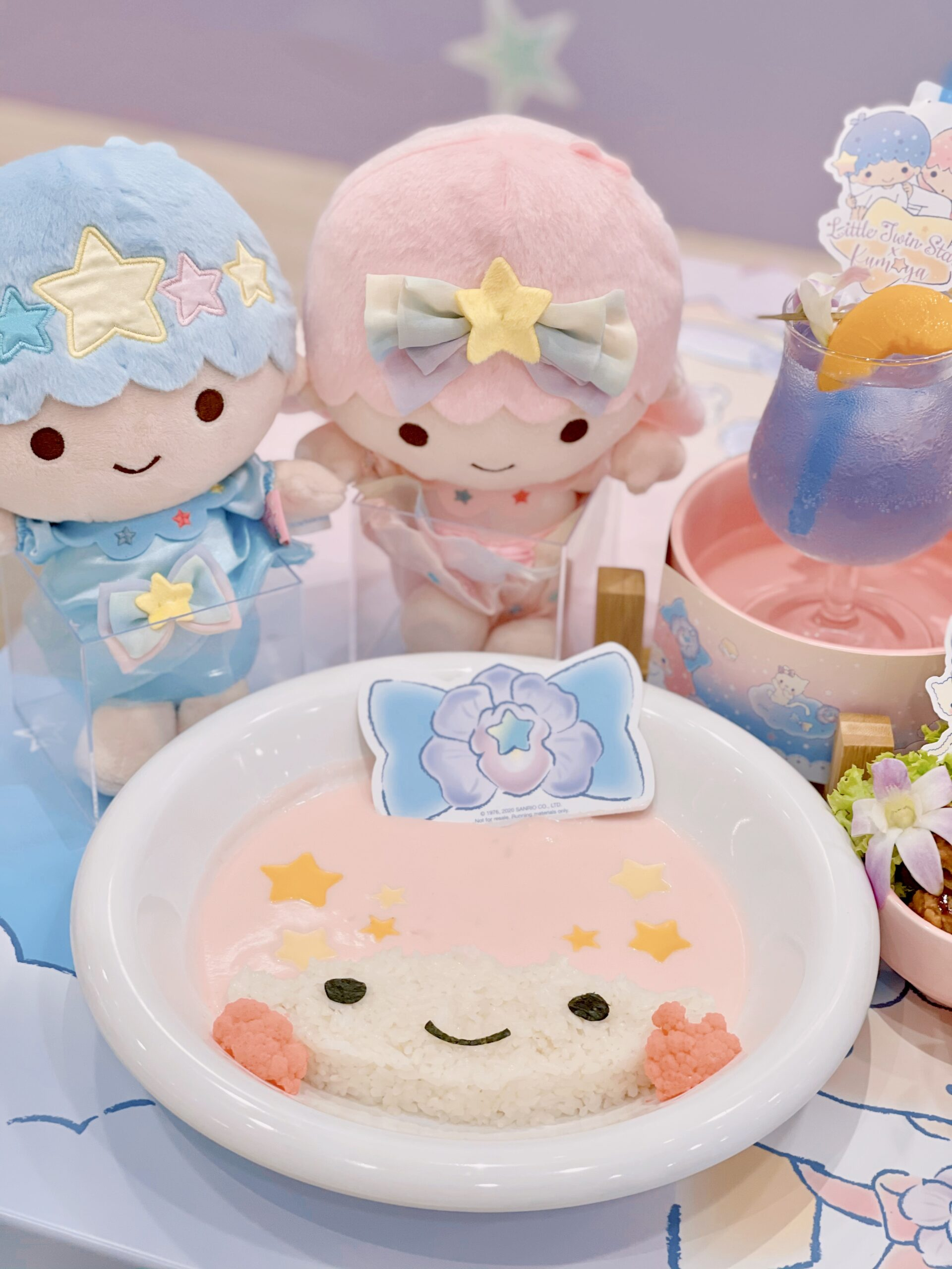 Kumoya Little Twins Star SG instagrammable cafe